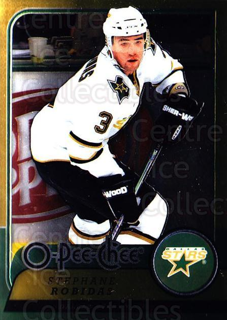 2008-09 O-pee-chee Metal #280 Stephane Robidas<br/>2 In Stock - $2.00 each - <a href=https://centericecollectibles.foxycart.com/cart?name=2008-09%20O-pee-chee%20Metal%20%23280%20Stephane%20Robida...&quantity_max=2&price=$2.00&code=288763 class=foxycart> Buy it now! </a>