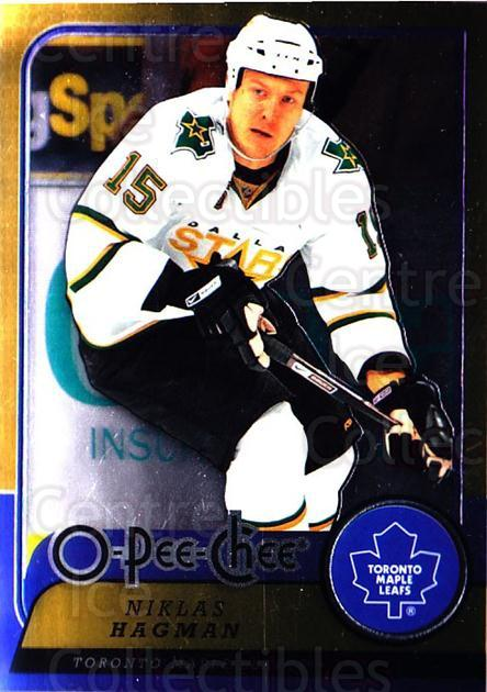 2008-09 O-pee-chee Metal #291 Niklas Hagman<br/>1 In Stock - $2.00 each - <a href=https://centericecollectibles.foxycart.com/cart?name=2008-09%20O-pee-chee%20Metal%20%23291%20Niklas%20Hagman...&quantity_max=1&price=$2.00&code=288774 class=foxycart> Buy it now! </a>