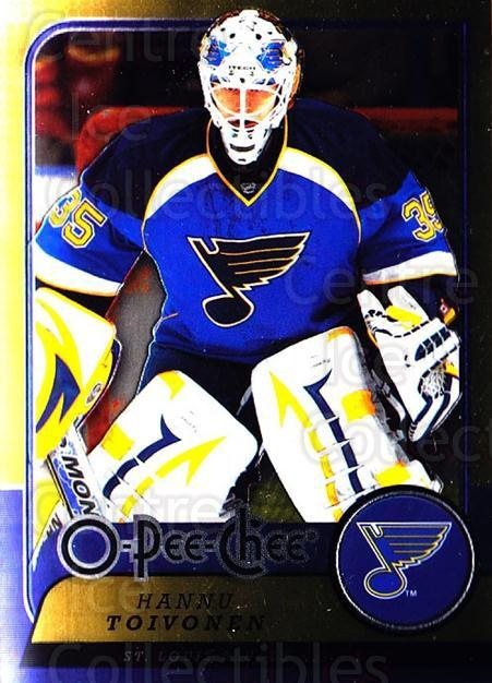 2008-09 O-pee-chee Metal #321 Hannu Toivonen<br/>1 In Stock - $2.00 each - <a href=https://centericecollectibles.foxycart.com/cart?name=2008-09%20O-pee-chee%20Metal%20%23321%20Hannu%20Toivonen...&quantity_max=1&price=$2.00&code=288804 class=foxycart> Buy it now! </a>