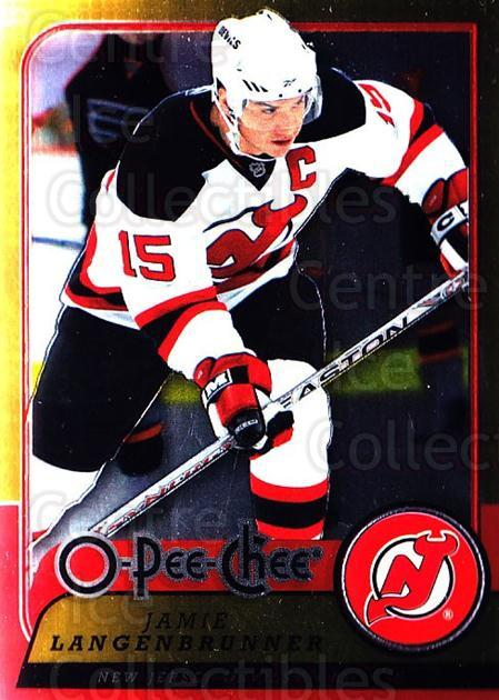 2008-09 O-pee-chee Metal #459 Jamie Langenbrunner<br/>2 In Stock - $2.00 each - <a href=https://centericecollectibles.foxycart.com/cart?name=2008-09%20O-pee-chee%20Metal%20%23459%20Jamie%20Langenbru...&quantity_max=2&price=$2.00&code=288942 class=foxycart> Buy it now! </a>