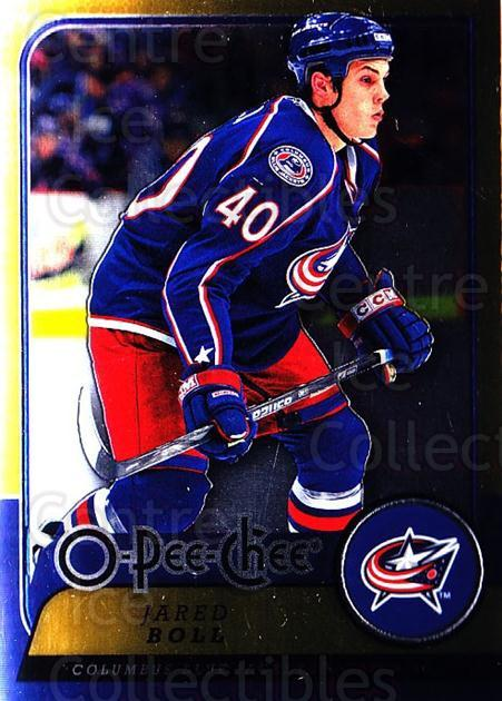 2008-09 O-pee-chee Metal #465 Jared Boll<br/>2 In Stock - $2.00 each - <a href=https://centericecollectibles.foxycart.com/cart?name=2008-09%20O-pee-chee%20Metal%20%23465%20Jared%20Boll...&price=$2.00&code=288948 class=foxycart> Buy it now! </a>