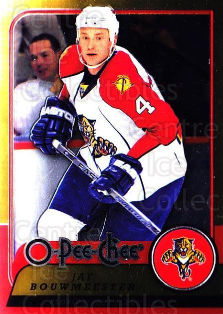 2008-09 O-pee-chee Metal #493 Jay Bouwmeester<br/>2 In Stock - $2.00 each - <a href=https://centericecollectibles.foxycart.com/cart?name=2008-09%20O-pee-chee%20Metal%20%23493%20Jay%20Bouwmeester...&quantity_max=2&price=$2.00&code=288976 class=foxycart> Buy it now! </a>