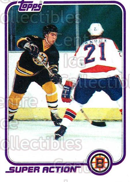 1981-82 Topps #E126 Ray Bourque<br/>4 In Stock - $2.00 each - <a href=https://centericecollectibles.foxycart.com/cart?name=1981-82%20Topps%20%23E126%20Ray%20Bourque...&quantity_max=4&price=$2.00&code=28968 class=foxycart> Buy it now! </a>