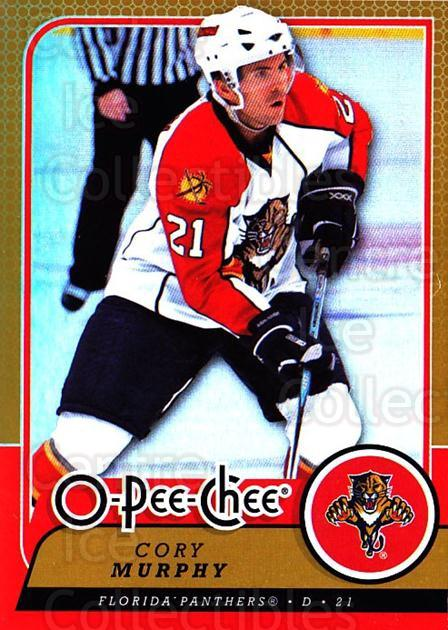 2008-09 O-pee-chee Gold #10 Cory Murphy<br/>1 In Stock - $2.00 each - <a href=https://centericecollectibles.foxycart.com/cart?name=2008-09%20O-pee-chee%20Gold%20%2310%20Cory%20Murphy...&quantity_max=1&price=$2.00&code=290093 class=foxycart> Buy it now! </a>