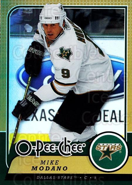 2008-09 O-pee-chee Gold #12 Mike Modano<br/>1 In Stock - $2.00 each - <a href=https://centericecollectibles.foxycart.com/cart?name=2008-09%20O-pee-chee%20Gold%20%2312%20Mike%20Modano...&quantity_max=1&price=$2.00&code=290095 class=foxycart> Buy it now! </a>