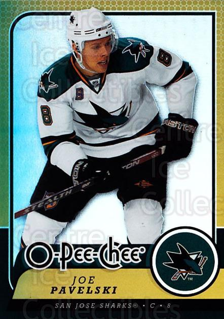 2008-09 O-pee-chee Gold #22 Joe Pavelski<br/>1 In Stock - $2.00 each - <a href=https://centericecollectibles.foxycart.com/cart?name=2008-09%20O-pee-chee%20Gold%20%2322%20Joe%20Pavelski...&quantity_max=1&price=$2.00&code=290105 class=foxycart> Buy it now! </a>