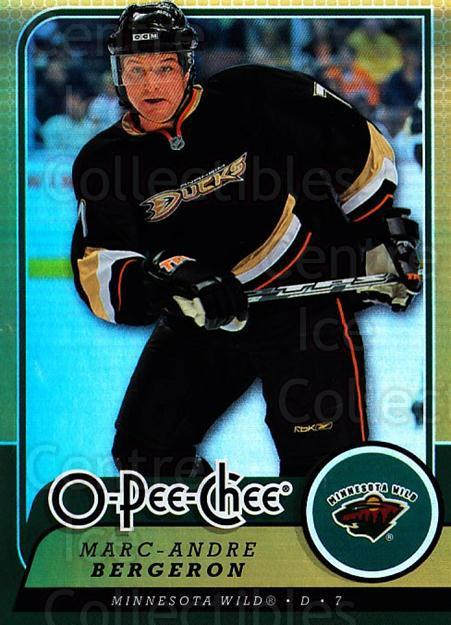 2008-09 O-pee-chee Gold #31 Marc-Andre Bergeron<br/>1 In Stock - $2.00 each - <a href=https://centericecollectibles.foxycart.com/cart?name=2008-09%20O-pee-chee%20Gold%20%2331%20Marc-Andre%20Berg...&quantity_max=1&price=$2.00&code=290114 class=foxycart> Buy it now! </a>