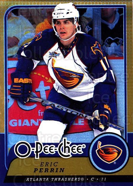 2008-09 O-pee-chee Gold #35 Eric Perrin<br/>1 In Stock - $2.00 each - <a href=https://centericecollectibles.foxycart.com/cart?name=2008-09%20O-pee-chee%20Gold%20%2335%20Eric%20Perrin...&quantity_max=1&price=$2.00&code=290118 class=foxycart> Buy it now! </a>