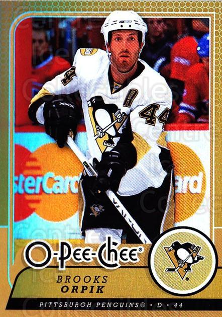 2008-09 O-pee-chee Gold #50 Brooks Orpik<br/>1 In Stock - $2.00 each - <a href=https://centericecollectibles.foxycart.com/cart?name=2008-09%20O-pee-chee%20Gold%20%2350%20Brooks%20Orpik...&quantity_max=1&price=$2.00&code=290133 class=foxycart> Buy it now! </a>