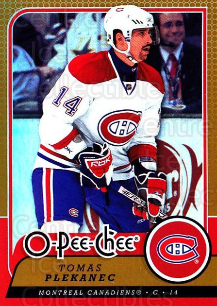 2008-09 O-pee-chee Gold #64 Tomas Plekanec<br/>1 In Stock - $2.00 each - <a href=https://centericecollectibles.foxycart.com/cart?name=2008-09%20O-pee-chee%20Gold%20%2364%20Tomas%20Plekanec...&quantity_max=1&price=$2.00&code=290147 class=foxycart> Buy it now! </a>
