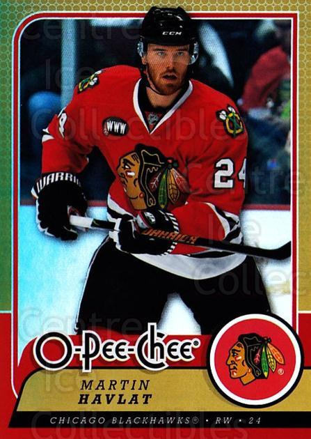 2008-09 O-pee-chee Gold #70 Martin Havlat<br/>1 In Stock - $2.00 each - <a href=https://centericecollectibles.foxycart.com/cart?name=2008-09%20O-pee-chee%20Gold%20%2370%20Martin%20Havlat...&quantity_max=1&price=$2.00&code=290153 class=foxycart> Buy it now! </a>