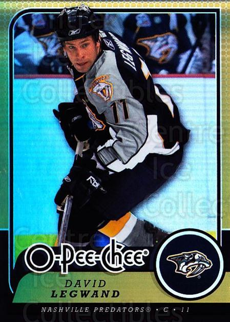 2008-09 O-pee-chee Gold #85 David Legwand<br/>2 In Stock - $2.00 each - <a href=https://centericecollectibles.foxycart.com/cart?name=2008-09%20O-pee-chee%20Gold%20%2385%20David%20Legwand...&quantity_max=2&price=$2.00&code=290168 class=foxycart> Buy it now! </a>
