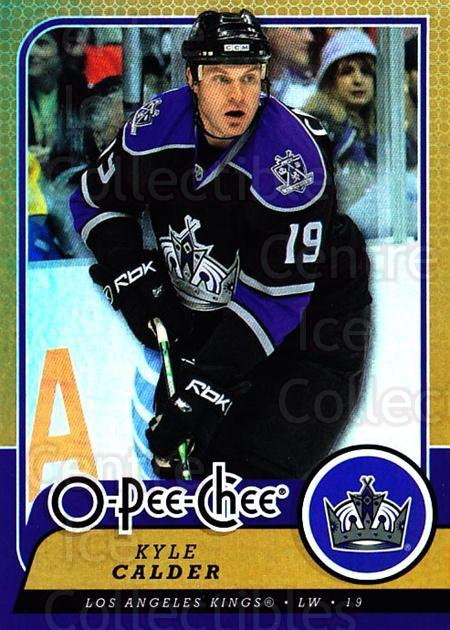 2008-09 O-pee-chee Gold #88 Kyle Calder<br/>1 In Stock - $2.00 each - <a href=https://centericecollectibles.foxycart.com/cart?name=2008-09%20O-pee-chee%20Gold%20%2388%20Kyle%20Calder...&quantity_max=1&price=$2.00&code=290171 class=foxycart> Buy it now! </a>