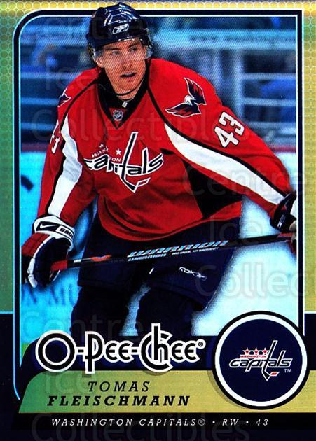 2008-09 O-pee-chee Gold #95 Tomas Fleischmann<br/>2 In Stock - $2.00 each - <a href=https://centericecollectibles.foxycart.com/cart?name=2008-09%20O-pee-chee%20Gold%20%2395%20Tomas%20Fleischma...&quantity_max=2&price=$2.00&code=290178 class=foxycart> Buy it now! </a>