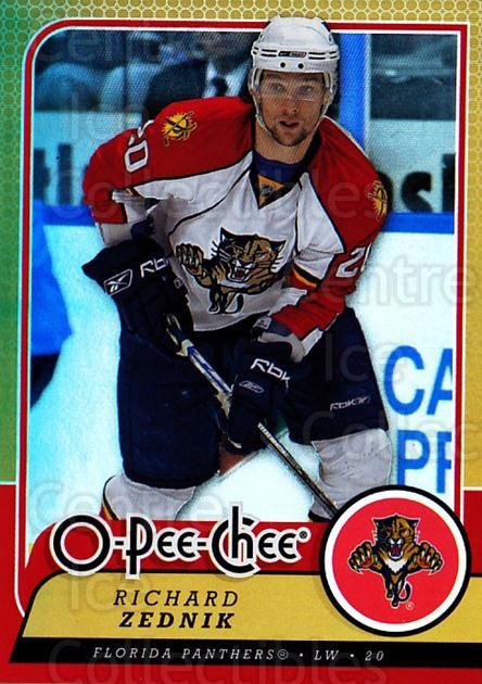 2008-09 O-pee-chee Gold #106 Richard Zednik<br/>1 In Stock - $2.00 each - <a href=https://centericecollectibles.foxycart.com/cart?name=2008-09%20O-pee-chee%20Gold%20%23106%20Richard%20Zednik...&quantity_max=1&price=$2.00&code=290189 class=foxycart> Buy it now! </a>