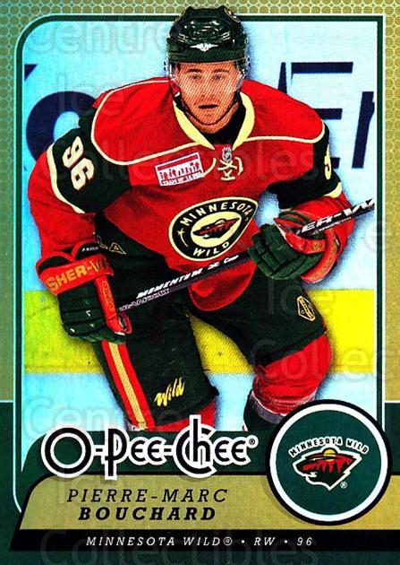 2008-09 O-pee-chee Gold #122 Pierre-Marc Bouchard<br/>2 In Stock - $2.00 each - <a href=https://centericecollectibles.foxycart.com/cart?name=2008-09%20O-pee-chee%20Gold%20%23122%20Pierre-Marc%20Bou...&quantity_max=2&price=$2.00&code=290205 class=foxycart> Buy it now! </a>