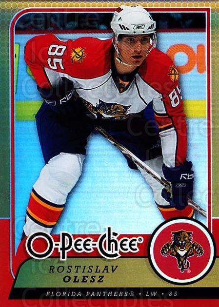 2008-09 O-pee-chee Gold #161 Rostislav Olesz<br/>1 In Stock - $2.00 each - <a href=https://centericecollectibles.foxycart.com/cart?name=2008-09%20O-pee-chee%20Gold%20%23161%20Rostislav%20Olesz...&quantity_max=1&price=$2.00&code=290244 class=foxycart> Buy it now! </a>