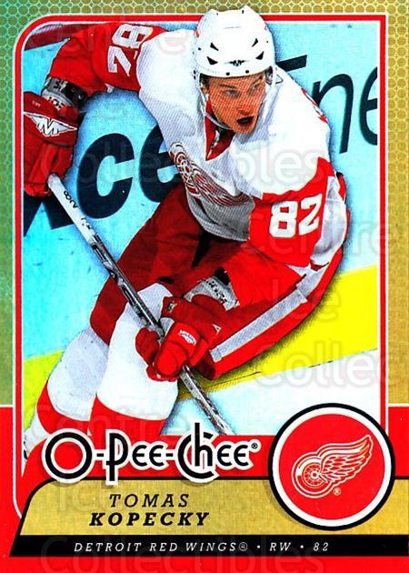 2008-09 O-pee-chee Gold #162 Tomas Kopecky<br/>1 In Stock - $2.00 each - <a href=https://centericecollectibles.foxycart.com/cart?name=2008-09%20O-pee-chee%20Gold%20%23162%20Tomas%20Kopecky...&quantity_max=1&price=$2.00&code=290245 class=foxycart> Buy it now! </a>