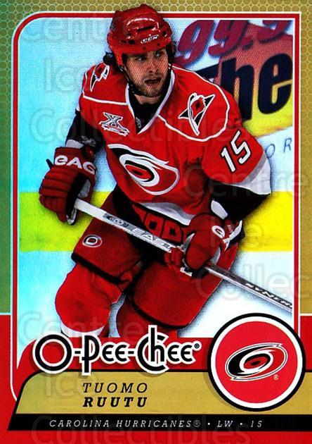 2008-09 O-pee-chee Gold #164 Tuomo Ruutu<br/>1 In Stock - $2.00 each - <a href=https://centericecollectibles.foxycart.com/cart?name=2008-09%20O-pee-chee%20Gold%20%23164%20Tuomo%20Ruutu...&quantity_max=1&price=$2.00&code=290247 class=foxycart> Buy it now! </a>