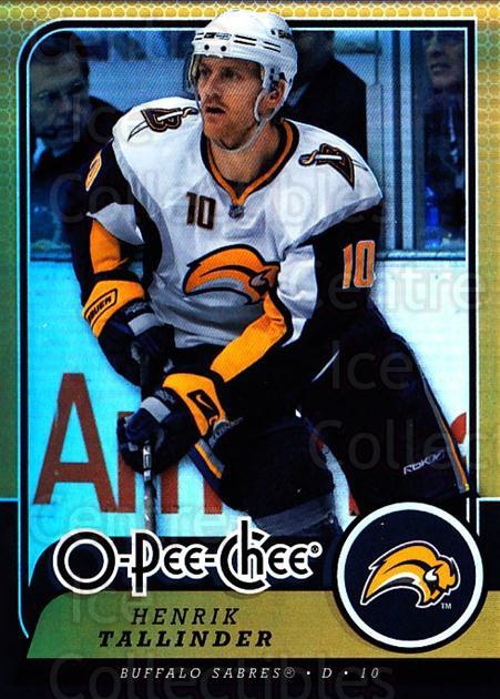 2008-09 O-pee-chee Gold #165 Henrik Tallinder<br/>1 In Stock - $2.00 each - <a href=https://centericecollectibles.foxycart.com/cart?name=2008-09%20O-pee-chee%20Gold%20%23165%20Henrik%20Tallinde...&quantity_max=1&price=$2.00&code=290248 class=foxycart> Buy it now! </a>