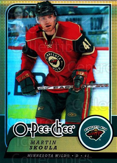 2008-09 O-pee-chee Gold #179 Martin Skoula<br/>1 In Stock - $2.00 each - <a href=https://centericecollectibles.foxycart.com/cart?name=2008-09%20O-pee-chee%20Gold%20%23179%20Martin%20Skoula...&quantity_max=1&price=$2.00&code=290262 class=foxycart> Buy it now! </a>