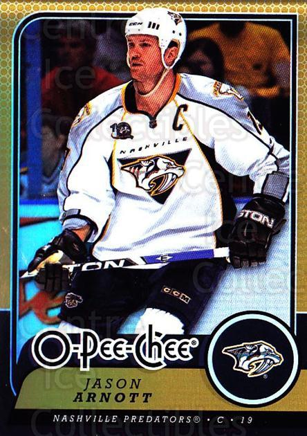 2008-09 O-pee-chee Gold #193 Jason Arnott<br/>1 In Stock - $2.00 each - <a href=https://centericecollectibles.foxycart.com/cart?name=2008-09%20O-pee-chee%20Gold%20%23193%20Jason%20Arnott...&quantity_max=1&price=$2.00&code=290276 class=foxycart> Buy it now! </a>