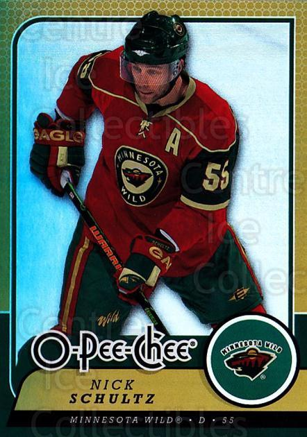 2008-09 O-pee-chee Gold #194 Nick Schultz<br/>1 In Stock - $2.00 each - <a href=https://centericecollectibles.foxycart.com/cart?name=2008-09%20O-pee-chee%20Gold%20%23194%20Nick%20Schultz...&quantity_max=1&price=$2.00&code=290277 class=foxycart> Buy it now! </a>