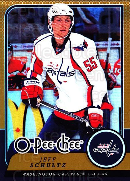 2008-09 O-pee-chee Gold #203 Jeff Schultz<br/>1 In Stock - $2.00 each - <a href=https://centericecollectibles.foxycart.com/cart?name=2008-09%20O-pee-chee%20Gold%20%23203%20Jeff%20Schultz...&quantity_max=1&price=$2.00&code=290286 class=foxycart> Buy it now! </a>