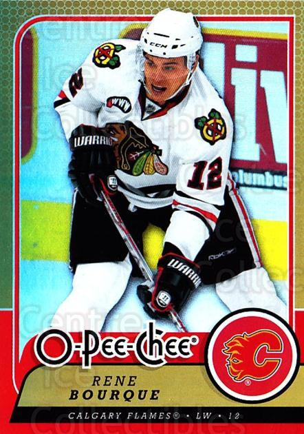 2008-09 O-pee-chee Gold #236 Rene Bourque<br/>1 In Stock - $2.00 each - <a href=https://centericecollectibles.foxycart.com/cart?name=2008-09%20O-pee-chee%20Gold%20%23236%20Rene%20Bourque...&quantity_max=1&price=$2.00&code=290319 class=foxycart> Buy it now! </a>
