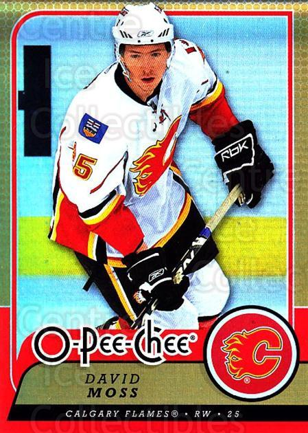 2008-09 O-pee-chee Gold #237 David Moss<br/>1 In Stock - $2.00 each - <a href=https://centericecollectibles.foxycart.com/cart?name=2008-09%20O-pee-chee%20Gold%20%23237%20David%20Moss...&quantity_max=1&price=$2.00&code=290320 class=foxycart> Buy it now! </a>