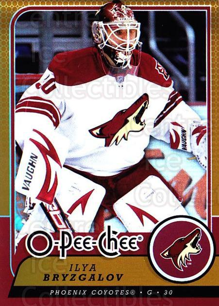 2008-09 O-pee-chee Gold #243 Ilya Bryzgalov<br/>1 In Stock - $2.00 each - <a href=https://centericecollectibles.foxycart.com/cart?name=2008-09%20O-pee-chee%20Gold%20%23243%20Ilya%20Bryzgalov...&quantity_max=1&price=$2.00&code=290326 class=foxycart> Buy it now! </a>