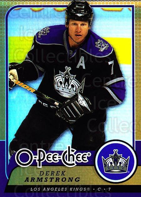 2008-09 O-pee-chee Gold #257 Derek Armstrong<br/>1 In Stock - $2.00 each - <a href=https://centericecollectibles.foxycart.com/cart?name=2008-09%20O-pee-chee%20Gold%20%23257%20Derek%20Armstrong...&quantity_max=1&price=$2.00&code=290340 class=foxycart> Buy it now! </a>