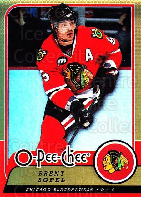 2008-09 O-pee-chee Gold #267 Brent Sopel<br/>1 In Stock - $2.00 each - <a href=https://centericecollectibles.foxycart.com/cart?name=2008-09%20O-pee-chee%20Gold%20%23267%20Brent%20Sopel...&quantity_max=1&price=$2.00&code=290350 class=foxycart> Buy it now! </a>