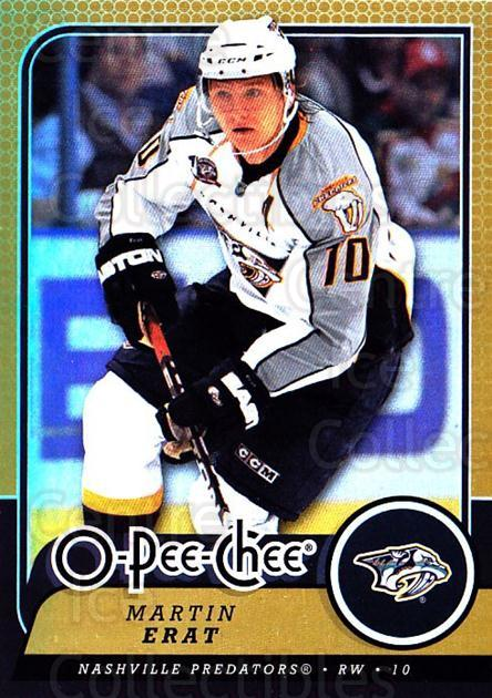 2008-09 O-pee-chee Gold #268 Martin Erat<br/>1 In Stock - $2.00 each - <a href=https://centericecollectibles.foxycart.com/cart?name=2008-09%20O-pee-chee%20Gold%20%23268%20Martin%20Erat...&quantity_max=1&price=$2.00&code=290351 class=foxycart> Buy it now! </a>