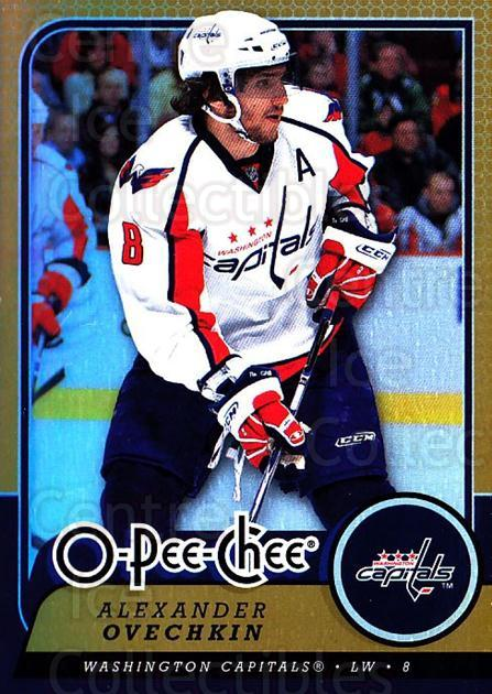 2008-09 O-pee-chee Gold #278 Alexander Ovechkin<br/>1 In Stock - $5.00 each - <a href=https://centericecollectibles.foxycart.com/cart?name=2008-09%20O-pee-chee%20Gold%20%23278%20Alexander%20Ovech...&quantity_max=1&price=$5.00&code=290361 class=foxycart> Buy it now! </a>