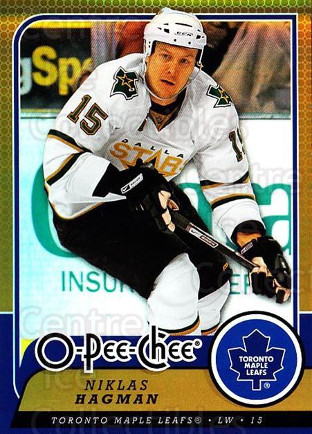 2008-09 O-pee-chee Gold #291 Niklas Hagman<br/>1 In Stock - $2.00 each - <a href=https://centericecollectibles.foxycart.com/cart?name=2008-09%20O-pee-chee%20Gold%20%23291%20Niklas%20Hagman...&quantity_max=1&price=$2.00&code=290374 class=foxycart> Buy it now! </a>