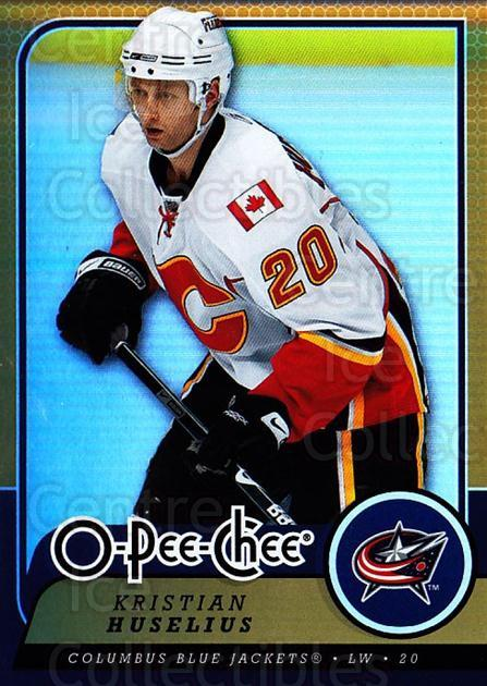 2008-09 O-pee-chee Gold #295 Kristian Huselius<br/>2 In Stock - $2.00 each - <a href=https://centericecollectibles.foxycart.com/cart?name=2008-09%20O-pee-chee%20Gold%20%23295%20Kristian%20Huseli...&quantity_max=2&price=$2.00&code=290378 class=foxycart> Buy it now! </a>