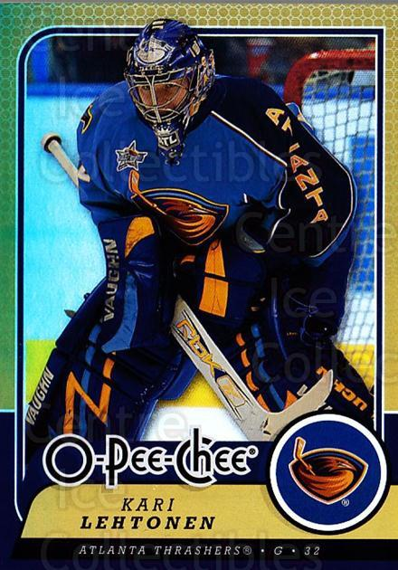 2008-09 O-pee-chee Gold #296 Kari Lehtonen<br/>1 In Stock - $2.00 each - <a href=https://centericecollectibles.foxycart.com/cart?name=2008-09%20O-pee-chee%20Gold%20%23296%20Kari%20Lehtonen...&quantity_max=1&price=$2.00&code=290379 class=foxycart> Buy it now! </a>