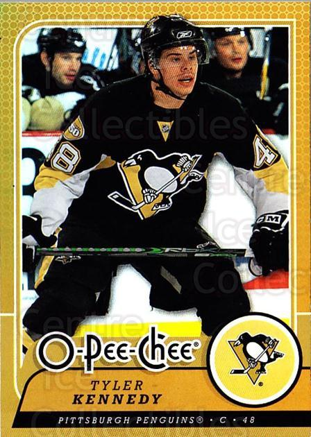 2008-09 O-pee-chee Gold #306 Tyler Kennedy<br/>1 In Stock - $2.00 each - <a href=https://centericecollectibles.foxycart.com/cart?name=2008-09%20O-pee-chee%20Gold%20%23306%20Tyler%20Kennedy...&quantity_max=1&price=$2.00&code=290389 class=foxycart> Buy it now! </a>