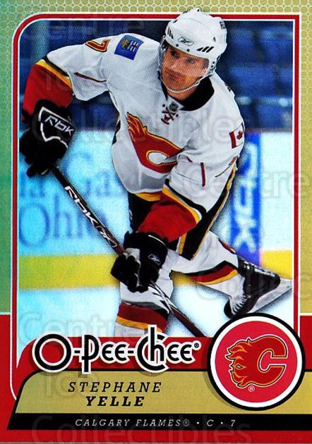 2008-09 O-pee-chee Gold #314 Stephane Yelle<br/>2 In Stock - $2.00 each - <a href=https://centericecollectibles.foxycart.com/cart?name=2008-09%20O-pee-chee%20Gold%20%23314%20Stephane%20Yelle...&quantity_max=2&price=$2.00&code=290397 class=foxycart> Buy it now! </a>