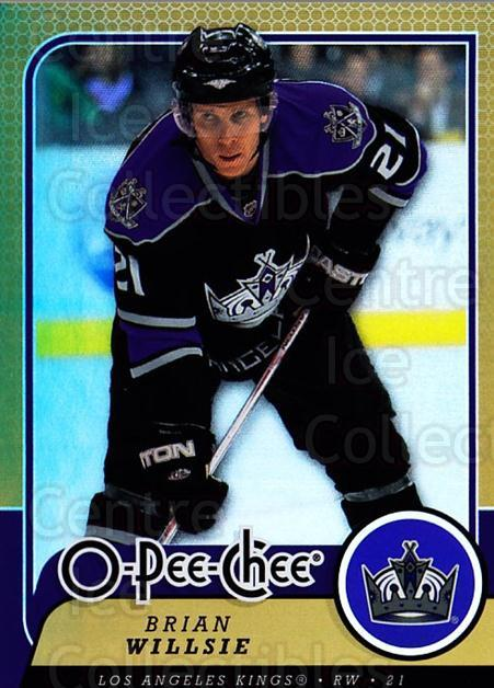 2008-09 O-pee-chee Gold #316 Brian Willsie<br/>1 In Stock - $2.00 each - <a href=https://centericecollectibles.foxycart.com/cart?name=2008-09%20O-pee-chee%20Gold%20%23316%20Brian%20Willsie...&quantity_max=1&price=$2.00&code=290399 class=foxycart> Buy it now! </a>