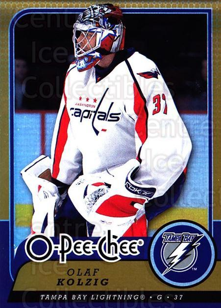 2008-09 O-pee-chee Gold #317 Olaf Kolzig<br/>1 In Stock - $2.00 each - <a href=https://centericecollectibles.foxycart.com/cart?name=2008-09%20O-pee-chee%20Gold%20%23317%20Olaf%20Kolzig...&quantity_max=1&price=$2.00&code=290400 class=foxycart> Buy it now! </a>