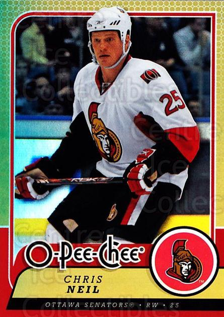 2008-09 O-pee-chee Gold #320 Chris Neil<br/>1 In Stock - $2.00 each - <a href=https://centericecollectibles.foxycart.com/cart?name=2008-09%20O-pee-chee%20Gold%20%23320%20Chris%20Neil...&quantity_max=1&price=$2.00&code=290403 class=foxycart> Buy it now! </a>
