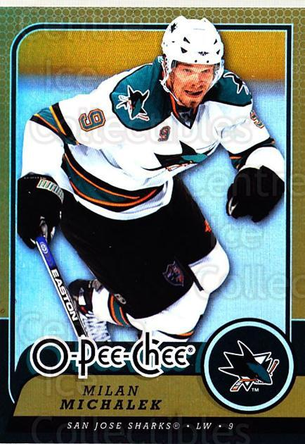2008-09 O-pee-chee Gold #322 Milan Michalek<br/>1 In Stock - $2.00 each - <a href=https://centericecollectibles.foxycart.com/cart?name=2008-09%20O-pee-chee%20Gold%20%23322%20Milan%20Michalek...&quantity_max=1&price=$2.00&code=290405 class=foxycart> Buy it now! </a>