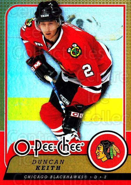 2008-09 O-pee-chee Gold #332 Duncan Keith<br/>1 In Stock - $2.00 each - <a href=https://centericecollectibles.foxycart.com/cart?name=2008-09%20O-pee-chee%20Gold%20%23332%20Duncan%20Keith...&quantity_max=1&price=$2.00&code=290415 class=foxycart> Buy it now! </a>