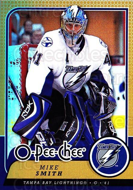 2008-09 O-pee-chee Gold #338 Mike Smith<br/>1 In Stock - $2.00 each - <a href=https://centericecollectibles.foxycart.com/cart?name=2008-09%20O-pee-chee%20Gold%20%23338%20Mike%20Smith...&quantity_max=1&price=$2.00&code=290421 class=foxycart> Buy it now! </a>