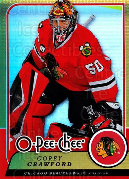 2008-09 O-pee-chee Gold #351 Corey Crawford<br/>1 In Stock - $2.00 each - <a href=https://centericecollectibles.foxycart.com/cart?name=2008-09%20O-pee-chee%20Gold%20%23351%20Corey%20Crawford...&quantity_max=1&price=$2.00&code=290434 class=foxycart> Buy it now! </a>