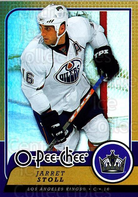 2008-09 O-pee-chee Gold #366 Jarret Stoll<br/>1 In Stock - $2.00 each - <a href=https://centericecollectibles.foxycart.com/cart?name=2008-09%20O-pee-chee%20Gold%20%23366%20Jarret%20Stoll...&quantity_max=1&price=$2.00&code=290449 class=foxycart> Buy it now! </a>