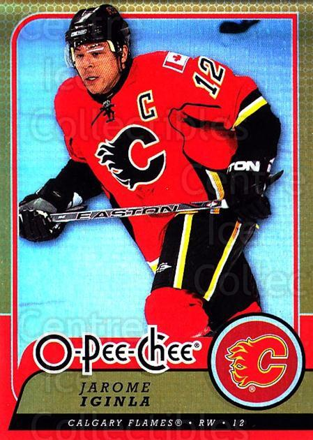 2008-09 O-pee-chee Gold #371 Jarome Iginla<br/>1 In Stock - $3.00 each - <a href=https://centericecollectibles.foxycart.com/cart?name=2008-09%20O-pee-chee%20Gold%20%23371%20Jarome%20Iginla...&quantity_max=1&price=$3.00&code=290454 class=foxycart> Buy it now! </a>