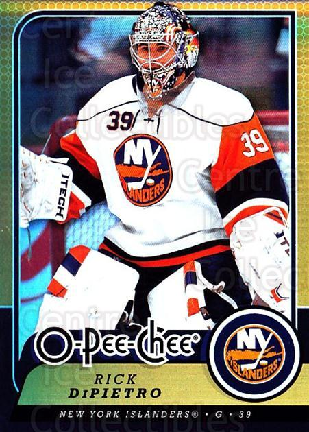 2008-09 O-pee-chee Gold #379 Rick DiPietro<br/>1 In Stock - $2.00 each - <a href=https://centericecollectibles.foxycart.com/cart?name=2008-09%20O-pee-chee%20Gold%20%23379%20Rick%20DiPietro...&quantity_max=1&price=$2.00&code=290462 class=foxycart> Buy it now! </a>